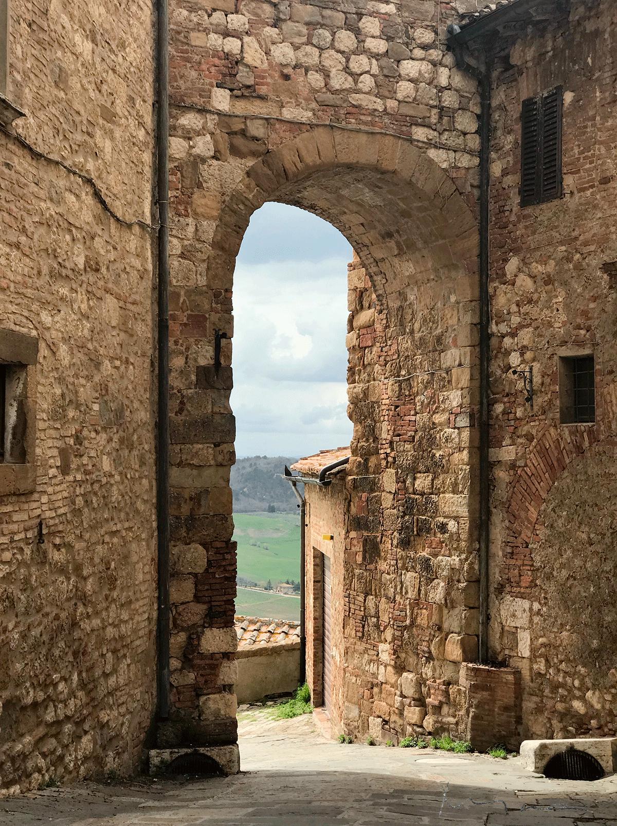 Montepulciano portti