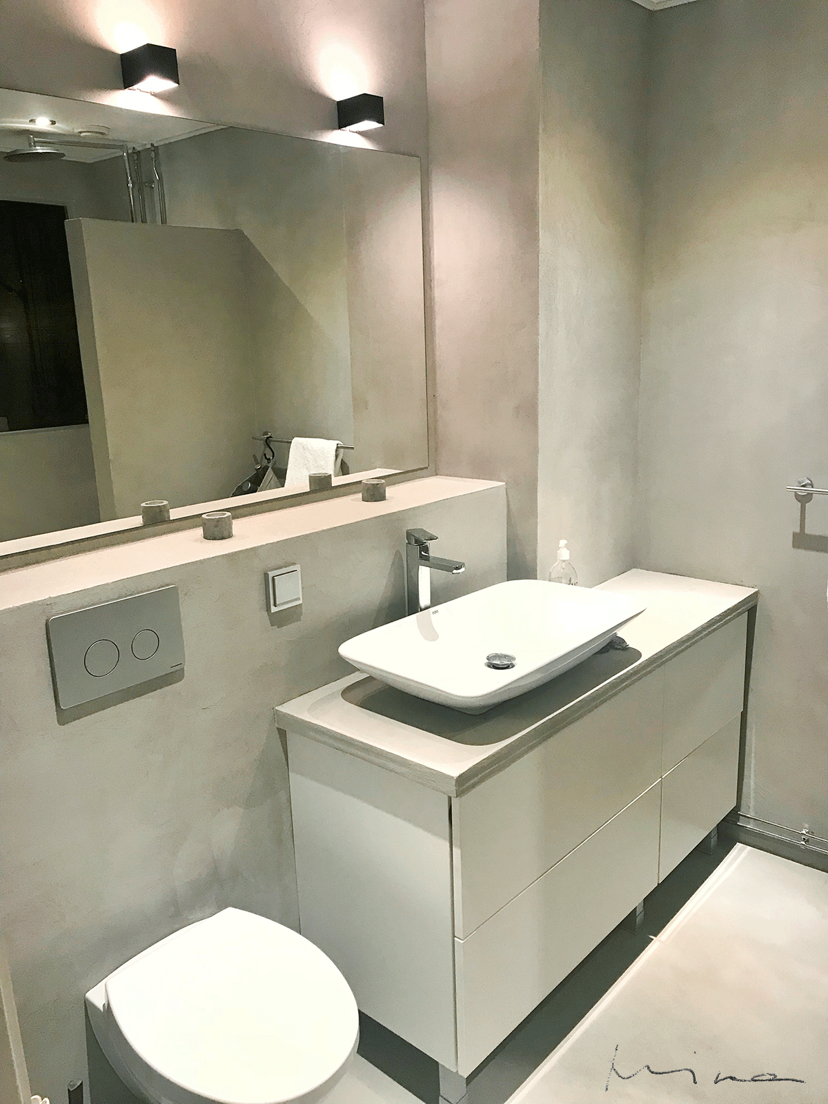 Kylpyhuone Pandomo